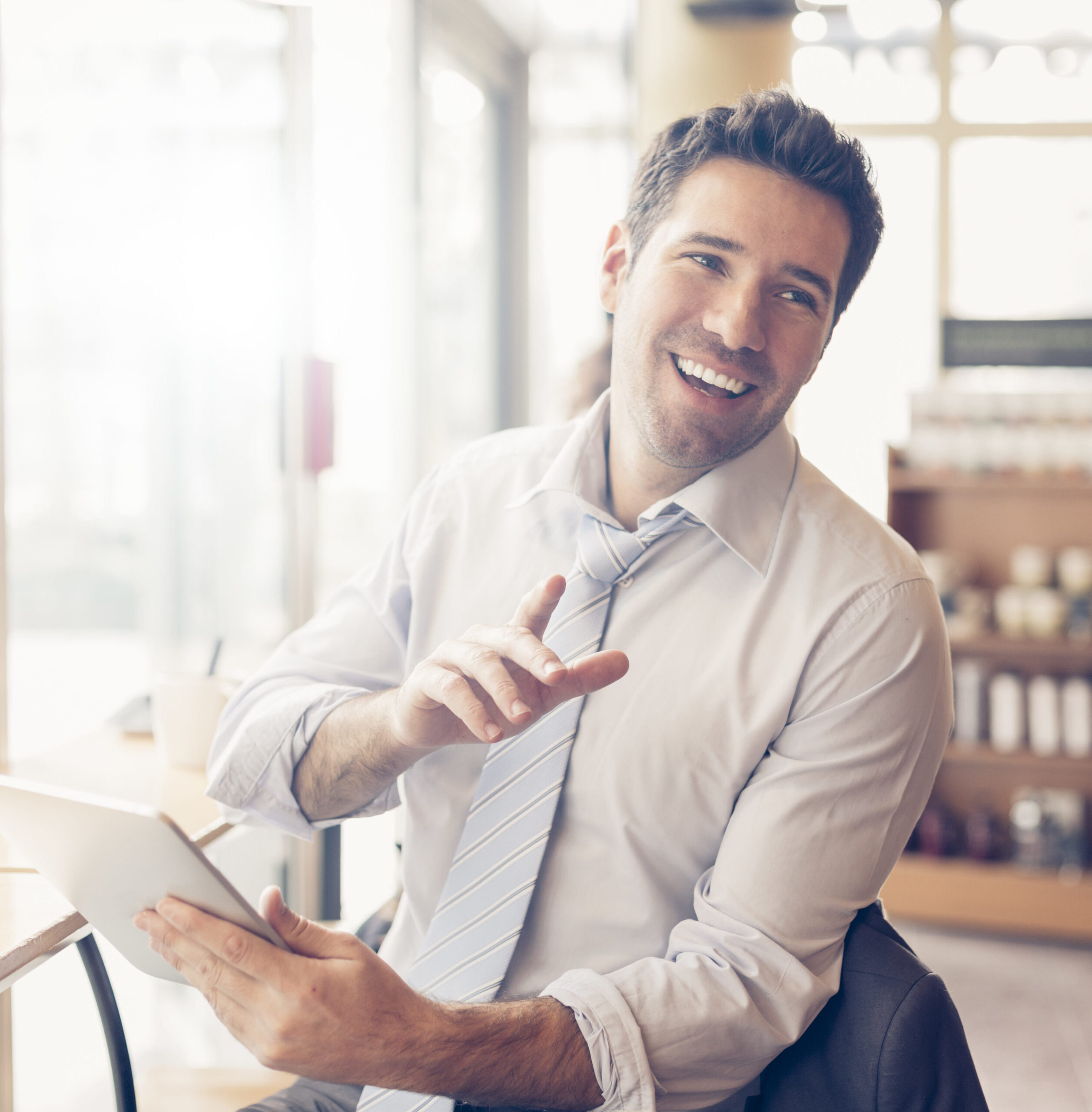 Insight24 goed in oplossingen, kennis van business en technologie