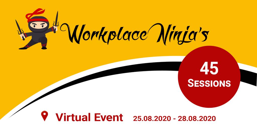 Workplace Ninja Virtual Event
