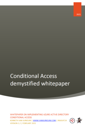 Whitepaper Conditional Access demystified