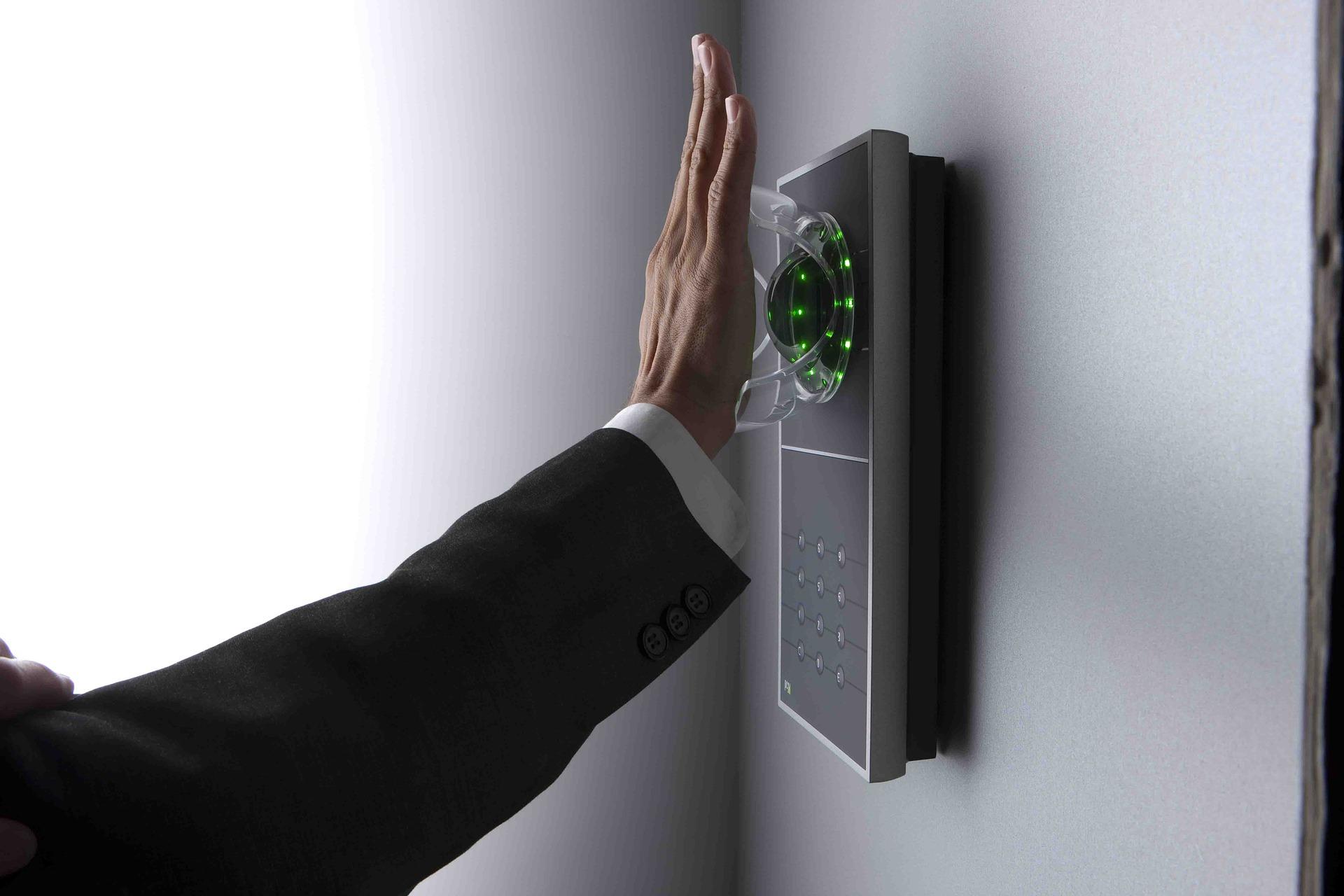 Biometrische toegang